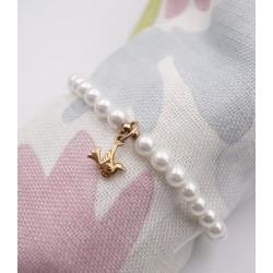 elastisches Perlenarmband...